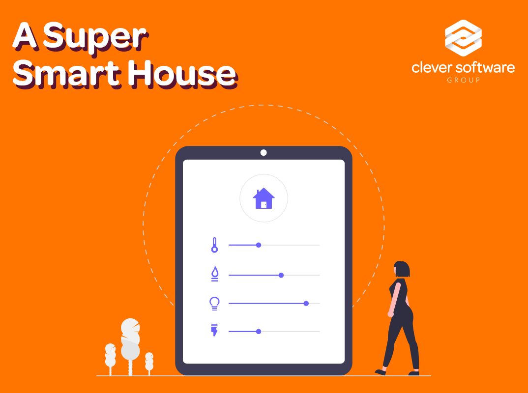 Smart technology within the home