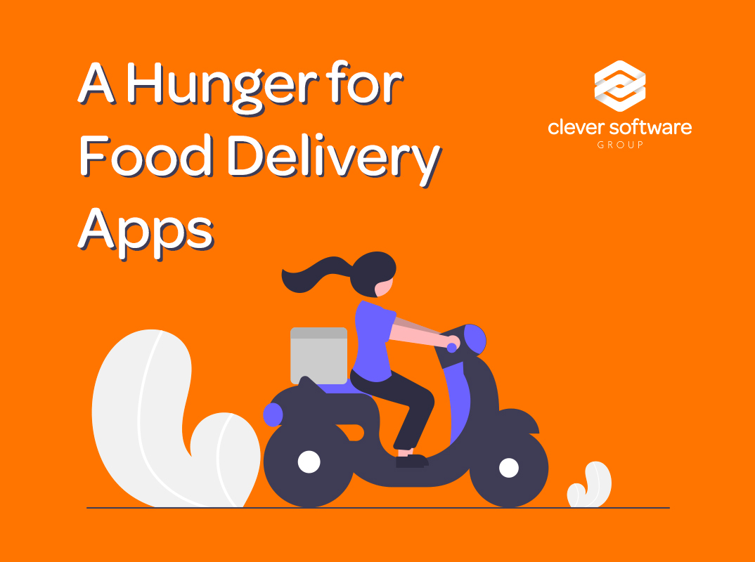 Increase in Food Delivery Apps