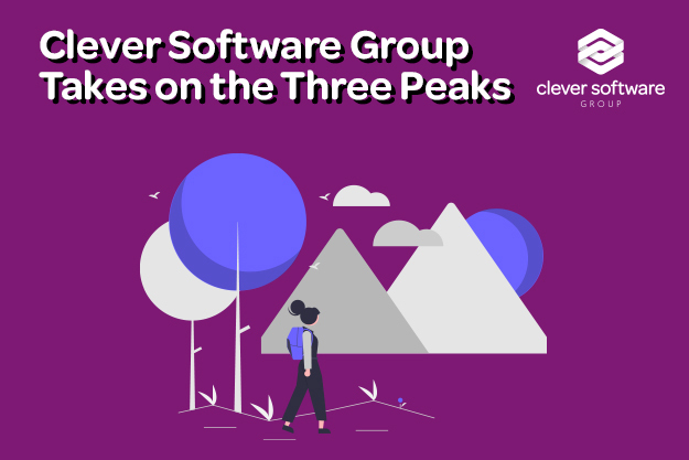 Software developers take on Three Peaks Challenge