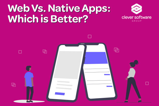 Web apps and native apps