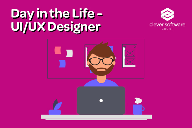 A Day in the Life of a UI/UX Designer